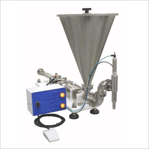 Pneumatic Piston Filling Machine