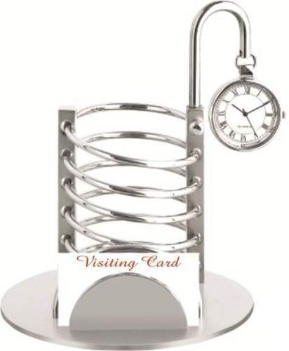Spiral Desk Watch