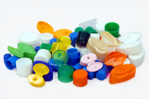 Plastic Flip Top Caps