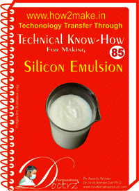 Silicon Emulsion Technical knowHow report