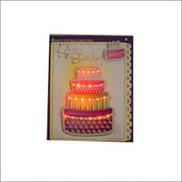 Led Birthday Greeting Cards