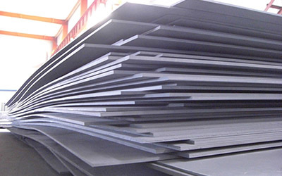 MARTENSITIC STAINLESS STEEL PLATES