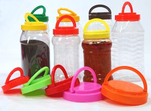 Bottle Handle Jar Cap