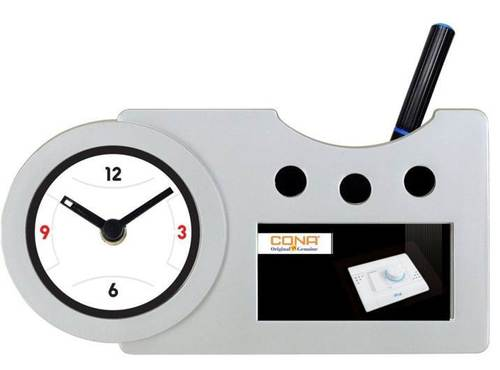 Cona Desk Clock