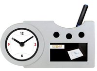 Cona Desk Clock