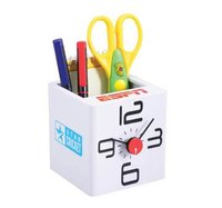 Cube Clock Tumbler