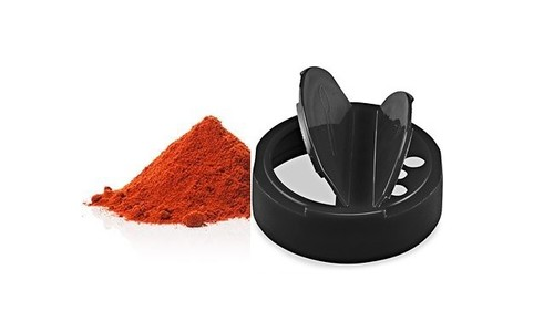 Spice Dispensing Caps
