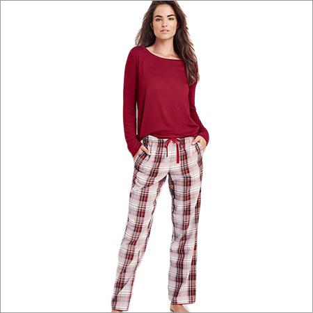 Ladies Hosiery Pajamas