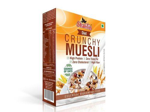 Crunchy Muesli