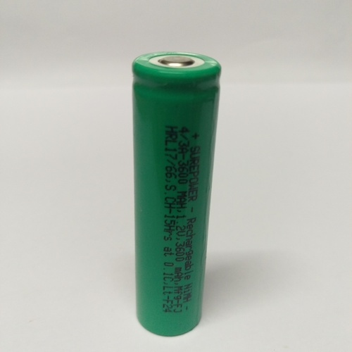 Surepower 1.2V, 3600mAH Ni-Mh Battery