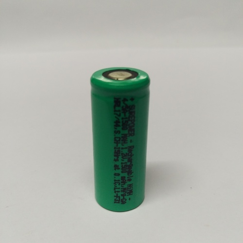 Surepower 1.2V, 1500mAH Ni-Mh Battery