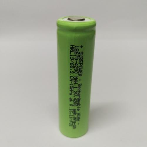 Surepower 1.2V, 4200mAH Ni-Mh Battery