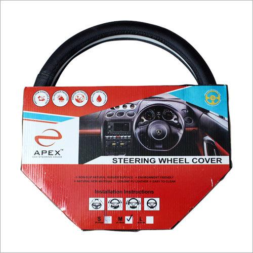 Matte Finish Steering Wheel Cover