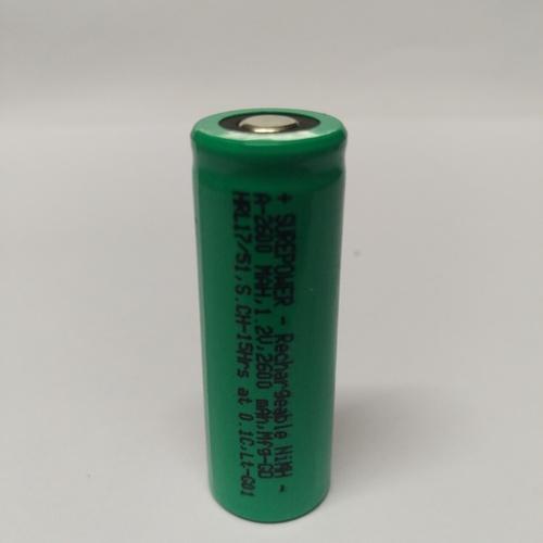 Surepower 1.2V, 2600mAH Ni-Mh Battery