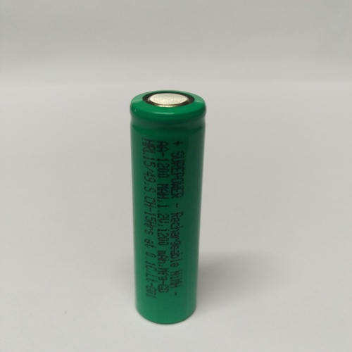 Surepower 1.2V, 1200mAH Ni-Mh Battery