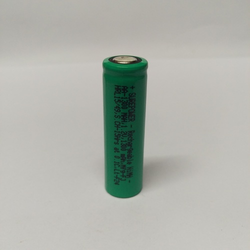 Surepower 1.2V, 1300mAH Ni-Mh Battery