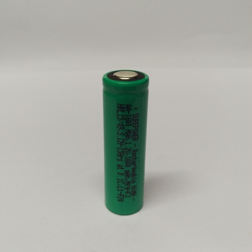 Surepower 1.2V, 1600mAH Ni-Mh Battery