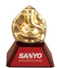 SANYO PAPER WEIGHT