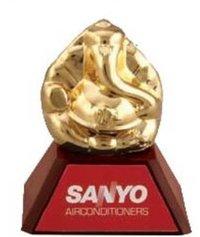 SANYO PAPER WEIGHT