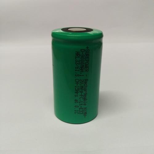 Surepower 1.2V, 9000mAH Ni-Mh Battery