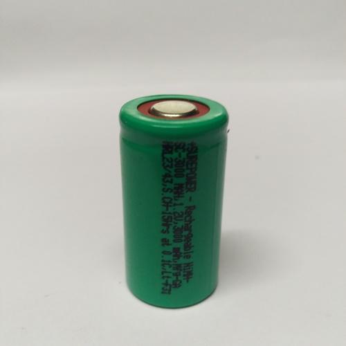 Surepower 1.2V, 3000mAH Ni-Mh Battery