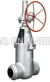 Gear Operated High Presure Gate Valve