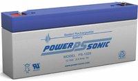 Powersonic 12V, 2.9AH Sealed Lead Acid Battery