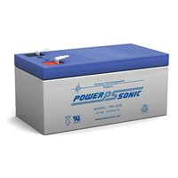 Powersonic 12V, 3AH Sealed Lead Acid Battery