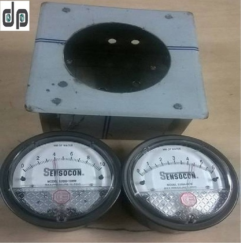 Sensocon USA Magnehelic Gauges 0 To 10 MM WC