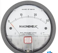 Dwyer USA Magnehelic Gauges 0 To 30 MM WC