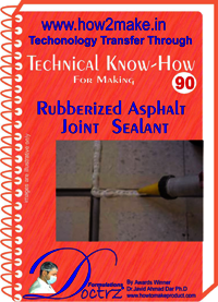 Rubberised Asphalt Joint Sealant Technical knowHow report