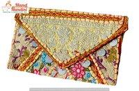 Handmade Banjara Patchwork Gypsy Clutch Bags