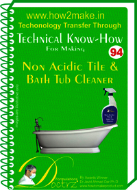 Nonacidic Tile Bath Tub Cleaner Technical Knowhow