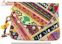 Handmade Banjara Patchwork Clutch Bags