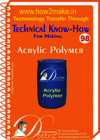 Acrylic Polymer Technical knowHow report