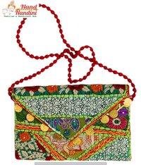 Vintage Banjara Clutch Bag Purse
