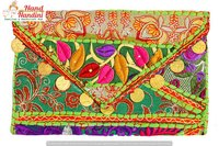 Beautiful Indian Banjara Bags Envelope Bags