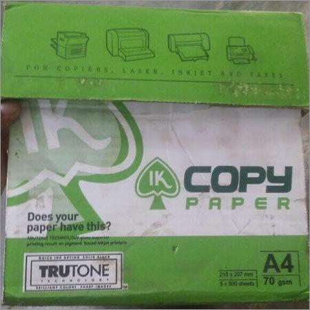 IK Copy Papers