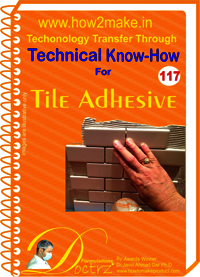 Tile Adhesive Technical Know-How Report