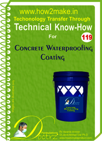 Concrete Waterproofing Coating Technical Know-How Report