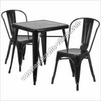 Metal Dining Set