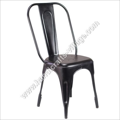 Black Color Metal Chair