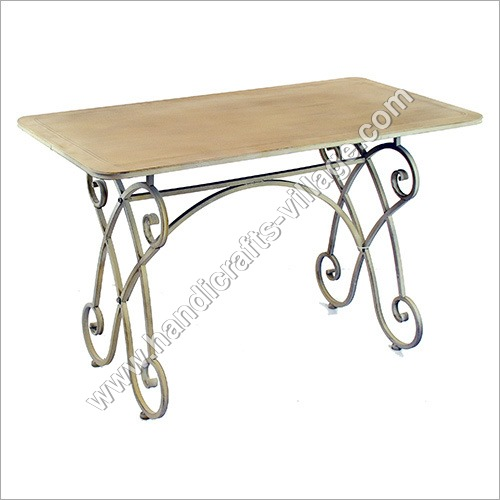 Rectangular Shape Dining Table