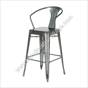 Metal Low Back Tolix Chair