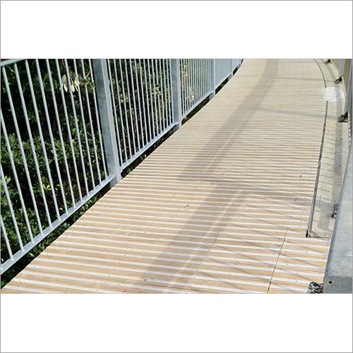 Steel Pedestrian Foot Bridge