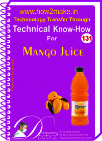 Mango Juice Technical Know-How Report