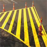 Road Marking Yellow Paints