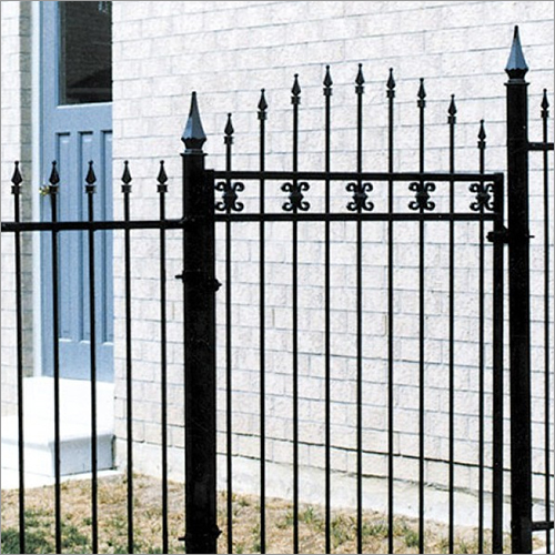 Decorative Cast Iron Fencing