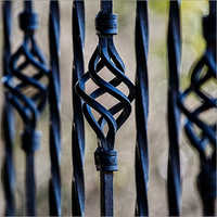 Decorative Cast Iron Balcony Railings