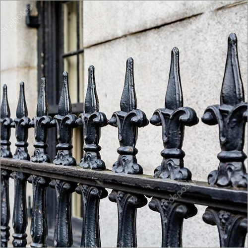 Decorative Iron Fences
